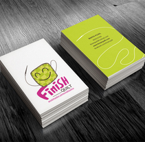 Diseño logo+targetas. A Illustration project by Dues Creatius          - 29.01.2014