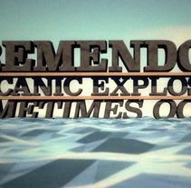 """""""Dandelion"""" by Boards of Canada (unofficial). Un proyecto de Motion Graphics, Cine, vídeo, televisión y 3D de Natxo Medina - 29-01-2014"""