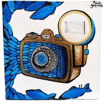 ilustraciones para MONDOGOMINOLO en LOMOGRAPHY. Un proyecto de Ilustración de laura cora - 30-01-2014