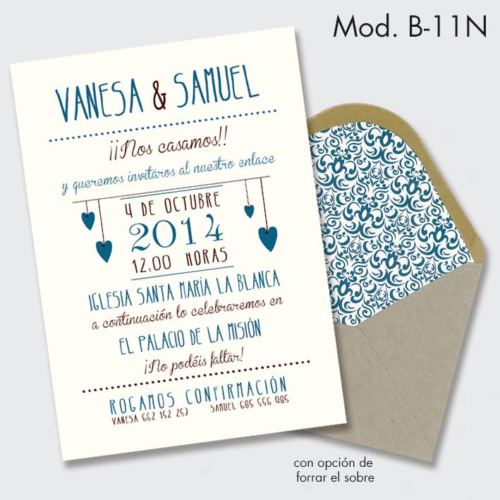 invitacin de boda estilo vintage domestika