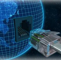 Empresa Hosting y Dominio Web. Un proyecto de Publicidad de Nacho Leon Garrido - 07-02-2014