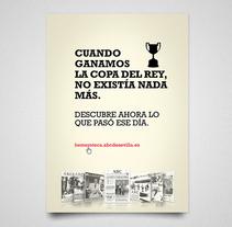 Hemeroteca ABC. Un proyecto de Publicidad y Dirección de arte de Jose Mª Quirós Espigares - 14-02-2011