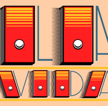 LA VIDA ES CIRCO (lettering worshop con Marta Cerdá). Um projeto de Ilustração, Design gráfico e Tipografia de Aurora Sanz - 25-01-2014