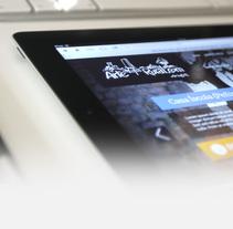 Arte Rural. A Web Development project by Alex Peris         - 14.01.2014