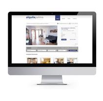 Desarrollo y diseño de página web para la empresa Alquilapalma.com. Un proyecto de Desarrollo Web de Jose Luis de Dios Tandy  - 09-03-2014