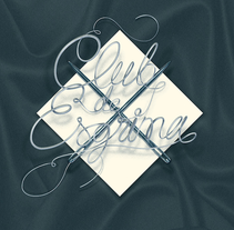 CDE. Un proyecto de Ilustración y Diseño gráfico de Nicolás Gallardo         - 10.03.2014