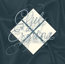 CDE. A Graphic Design&Illustration project by Nicolás Gallardo - 03.11.2014