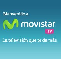 Montaje Movistar TV. A Film, Video, and TV project by Joaquín Núñez-Mera Rodríguez - 14-01-2014