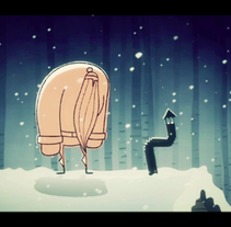 Please don't wish me a merry christmas. A Animation, and Character Design project by Juan Carlos Cruz         - 11.03.2014