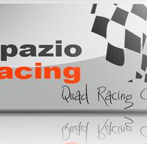 Spacio Racing. Un proyecto de Diseño y Diseño gráfico de Aitor Hernández Gómez - 12-03-2014