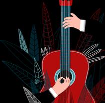 Pedro Jóia - Cartel. Un proyecto de Ilustración de ana seixas         - 28.02.2014
