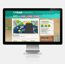 TramEduca. A Web Design project by Cristina Fabregas Escurriola         - 17.03.2014