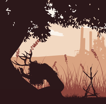 True Detective. A Illustration, Graphic Design, and Screen-printing project by Javier Vera Lainez         - 18.03.2014