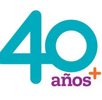 Logotipo Conmemorativo 40 Aniversario OCU. A Graphic Design, Br, ing&Identit project by Fernando Mendoza  - Jun 30 2015 12:00 AM