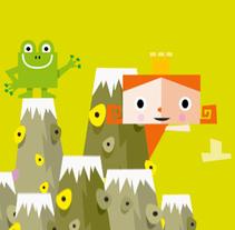 Diverfam. Un proyecto de Motion Graphics, Cine, vídeo, televisión, Animación, Br e ing e Identidad de Antonia y Pepa         - 02.12.2011