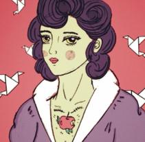 change the story. Um projeto de Ilustração, Direção de arte e Design gráfico de Esther HIJANO MUÑOZ - 23-03-2014