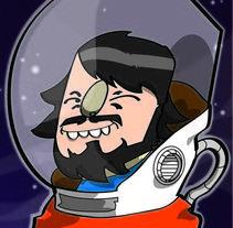 Lost in the Space. Um projeto de Ilustração de Sergio Rodríguez Rodríguez         - 24.03.2014