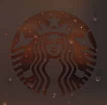 App Starbucks. A Art Direction project by santiago del pozo - 31-12-2013