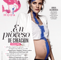 S Moda. A Illustration, T, and pograph project by Sergio Jiménez - Mar 03 2014 12:00 AM