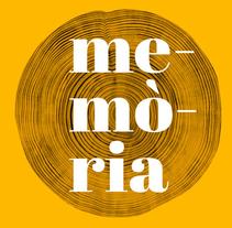 Taller de Memòria. Un proyecto de Diseño gráfico de Eva Guasch          - 07.04.2014