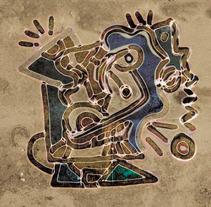 Pintura. Um projeto de Ilustração, Artes plásticas e Pintura de José Díaz         - 06.04.2014