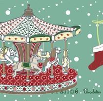 Diseño de latas de Praline. Um projeto de Design, Ilustração e Design gráfico de Martha Midori nicolas huaman         - 01.12.2012
