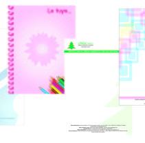 Papelería. Um projeto de Br e ing e Identidade de Martha Midori nicolas huaman         - 18.04.2011