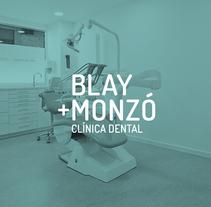 Clínica Blay + Monzó. Um projeto de Br, ing e Identidade e Design de produtos de nueve  - 09-04-2014