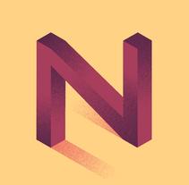 Type. Un proyecto de Diseño, Diseño gráfico y Tipografía de Estudio Santa Rita  - 20-04-2014