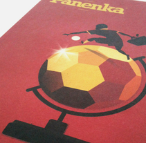 Panenka. A Illustration project by LOCAL  ESTUDIO  - Apr 22 2014 12:00 AM