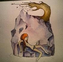 Kinky. Un proyecto de Ilustración de Sol Domínguez         - 23.04.2014