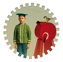 Jocs Ambulants. A Design, Illustration, Graphic Design, and Web Design project by Karine Jaume - 24-04-2014