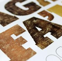 Cultiva: Festival de Cultura Lliure. Un proyecto de Ilustración, Br, ing e Identidad y Diseño editorial de Hèctor Salvany Peyrí         - 12.09.2012