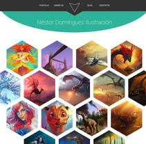 Diseño web. Um projeto de Web design de Néstor Domínguez Varela         - 29.04.2014