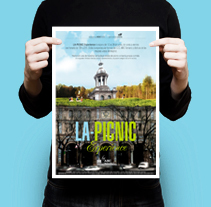 La Picnic Experience. A Graphic Design&Interior Design project by Álex Ollero         - 29.04.2014