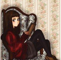 Reading. Un proyecto de Ilustración de Vanessa Trotta - 08-05-2014