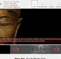 Aqua Spa Coín . Un proyecto de Desarrollo Web de Antonio M. López López - 10-05-2014