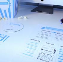 Mi CV. Um projeto de Design, Fotografia, Direção de arte, Br, ing e Identidade, Artesanato e Design gráfico de Marcela Ordóñez Sánchez         - 11.05.2014