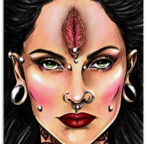 No comment. Un proyecto de Ilustración de Madame Bizarre         - 11.05.2014