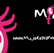 Vídeo Promocional Mujeres con Arte. Um projeto de Animação de Carmen Aldomar         - 11.02.2014