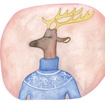 La vida secreta de los animales. Un proyecto de Ilustración de Alejandro Antoraz Alonso - 14-05-2014