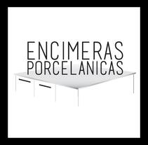 Logo Encimeras. A Br, ing, Identit, and Graphic Design project by Adriana Alejos - 15-05-2014