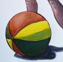 Cómo conquistar a una Pin Up (Fernando Vicente): Escogí a Bardott . Un proyecto de Ilustración de Sergio Artal         - 19.05.2014