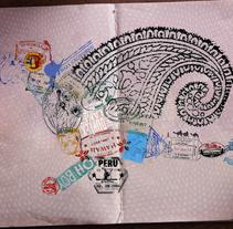 Free Bird Passport. A Design project by Jandro          - 20.04.2014
