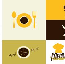 Diseños para productos de Hostelería. A Design project by Paola Rodriguez         - 23.05.2014