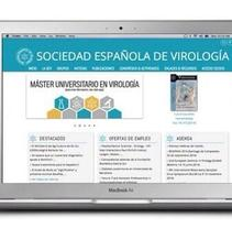 SEV: diseño y desarrollo web responsive. A Illustration, Web Design, and Web Development project by Sr. Brightside         - 26.05.2014