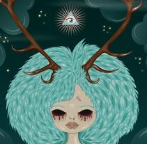 """GROTESQUE!!!! 2014 """"46+2"""" . Un proyecto de Diseño, Ilustración e Ilustración vectorial de Irene Ibáñez Gumiel - 28-05-2014"""