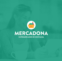 Mercadona rediseño de experiencia. A Design, UI / UX, Br, ing, Identit, Graphic Design, Marketing, and Web Design project by The Woork Co  - 29-05-2014