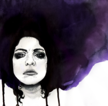 NO a la Violencia de Género.. A Illustration project by Alexia Viñambres Pleguezuelo - 24-11-2013