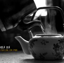 Documercial Ilustradora. A Photograph, Film, Video, TV, and Post-Production project by Alberto Serrano         - 03.06.2014